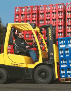 Hyster H 8.0 FT 9