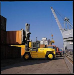 Hyster H 18.00 XM - 12
