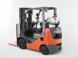 Toyota 8 FGCU 15