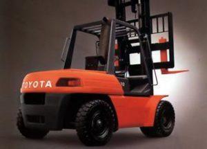 Toyota 5 FG 50