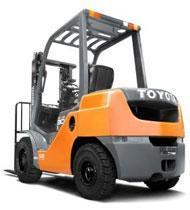 Toyota 02-8 FDF 30