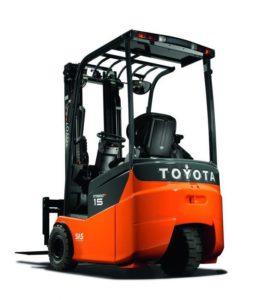 Toyota 7 FBEST 10