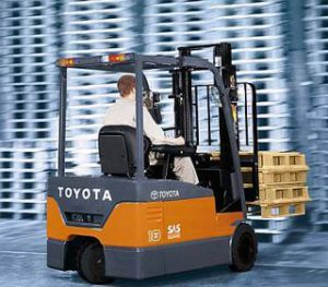 Toyota 7 FBEF 16